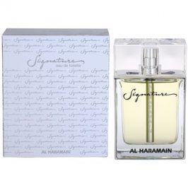 Al Haramain Signature toaletní voda pro muže 100 ml