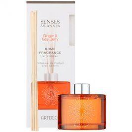 Artdeco Asian Spa New Energy aroma difuzér s náplní 100 ml  Ginger & Goji Berry