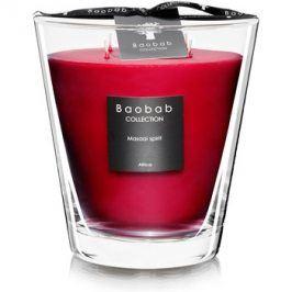 Baobab Masaai Spirit vonná svíčka 16 cm