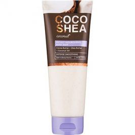 Bath & Body Works Cocoshea Coconut tělový peeling pro ženy 226 g