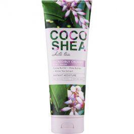 Bath & Body Works Cocoshea White Tea sprchový krém pro ženy 296 ml