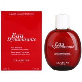 Clarins Eau Dynamisante osvěžující voda unisex 200 ml náplň do deodorantu
