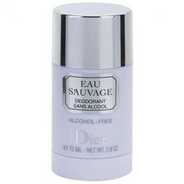 Dior Eau Sauvage deostick pro muže 75 ml