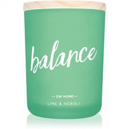 DW Home Balance vonná svíčka  g