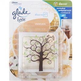 Glade Discreet Decor osvěžovač vzduchu 8 ml + stojan Vanilla
