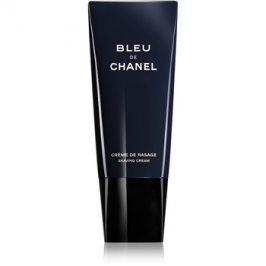 Chanel Bleu de Chanel krém na holení pro muže 100 ml