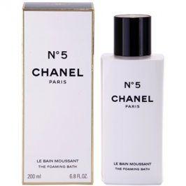 Chanel N° 5 koupelový přípravek pro ženy 200 ml