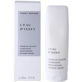 Issey Miyake L'Eau D'Issey sprchový krém pro ženy 200 ml