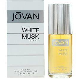Jovan White Musk kolínská voda pro muže 88 ml