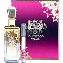 Juicy Couture Hollywood Royal dárková sada  parfémovaná voda 150 ml + roll-on 2 x 5 ml