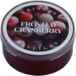 Kringle Candle Frosted Cranberry čajová svíčka 35 g