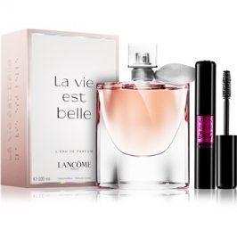 Lancôme La Vie Est Belle dárková sada – výhodné balení  parfémovaná voda 100 ml + řasenka 10 ml