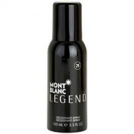 Montblanc Legend deospray pro muže 100 ml