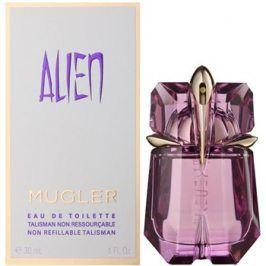 Mugler Alien toaletní voda pro ženy 30 ml plnitelná