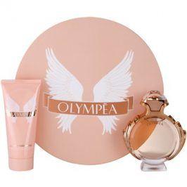 Paco Rabanne Olympéa dárková sada I. parfémovaná voda 80 ml + tělové mléko 100 ml
