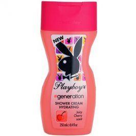 Playboy Generation sprchový krém pro ženy 250 ml