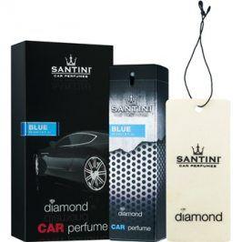 SANTINI Cosmetic Diamond Blue vůně do auta 50 ml