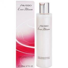 Shiseido Ever Bloom sprchový krém pro ženy 200 ml