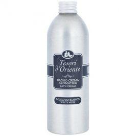 Tesori d'Oriente White Musk koupelový přípravek pro ženy 500 ml
