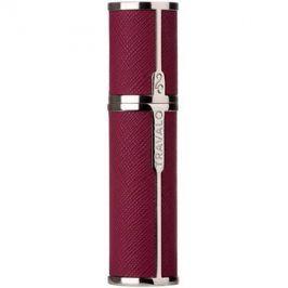 Travalo Milano Case U-change kovový obal na plnitelný rozprašovač parfémů unisex    Purple