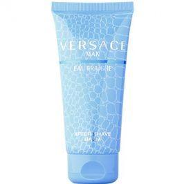 Versace Man Eau Fraîche balzám po holení pro muže 75 ml