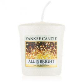 Yankee Candle All is Bright votivní svíčka 49 g