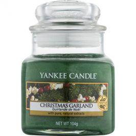 Yankee Candle Christmas Garland vonná svíčka 104 g Classic malá