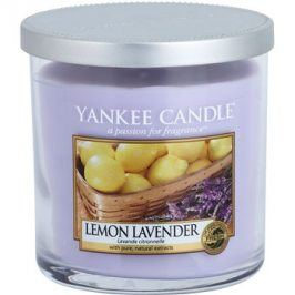 Yankee Candle Lemon Lavender vonná svíčka 198 g Décor malá