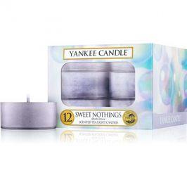 Yankee Candle Tribal Stone čajová svíčka 12 x 9,8 g