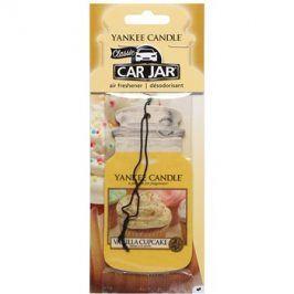 Yankee Candle Vanilla Cupcake vonná auto visačka