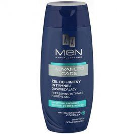 AA Cosmetics Men Advanced Care osvěžující gel na intimní hygienu  250 ml
