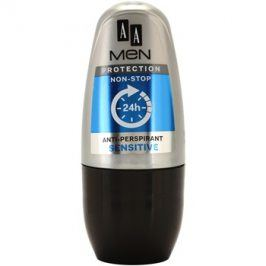 AA Cosmetics Men Sensitive antiperspirant roll-on bez parfemace  50 ml
