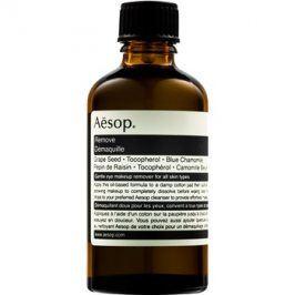 Aésop Skin Eye Make-up Remover  zklidňující olej na odlíčení očí  60 ml