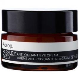 Aésop Skin Parsley Seed antioxidační oční krém  10 ml