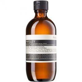 Aésop Skin Parsley Seed antioxidační tonikum pro všechny typy pleti  200 ml