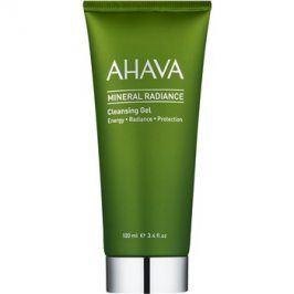 Ahava Mineral Radiance revitalizační čisticí gel  100 ml
