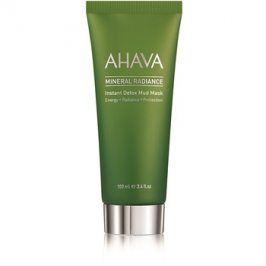 Ahava Mineral Radiance detoxikační bahenní maska na obličej  100 ml