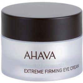 Ahava Time To Revitalize zpevňující oční krém proti vráskám  15 ml