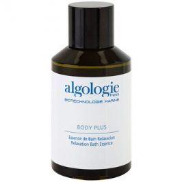 Algologie Body Plus olej do koupele s esenciálními oleji a výtažky ze středomořských rostlin  125 ml