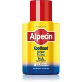 Alpecin Scalp Protection ochranná emulze na pokožku hlavy SPF15  100 ml