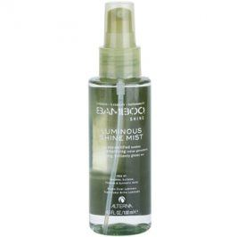 Alterna Bamboo Shine mlha pro lesk a hebkost vlasů  100 ml