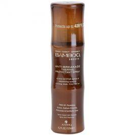 Alterna Bamboo Smooth ochranný sprej pro lámavé a namáhané vlasy  125 ml