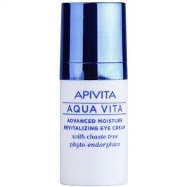 Apivita Aqua Vita intenzivní hydratační a revitalizační krém na oční okolí  15 ml