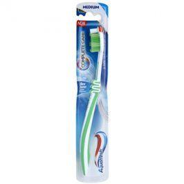 Aquafresh Complete Care zubní kartáček medium