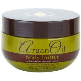 Argan Oil Hydrating Nourishing Cleansing tělové máslo s arganovým olejem  250 ml