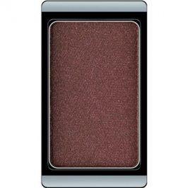 Artdeco Beauty of Nature perleťové oční stíny odstín 130 Pearly Chocolate Truffle 0,8 g