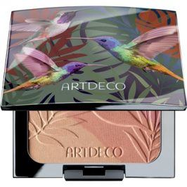 Artdeco Beauty of Nature trojbarevná tvářenka  10 g