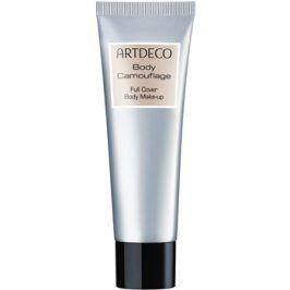 Artdeco Cover & Correct voděodolný krycí make-up na tělo odstín 491.17 Light Walnut  50 ml