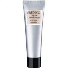 Artdeco Cover & Correct make-up s extrémním krytím odstín 4910.12 Light Apricot  25 ml