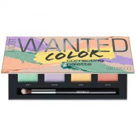 Artdeco Cover & Correct Most Wanted paleta korektorů proti nedokonalostem pleti odstín 59023.1  4 x 1.6 g